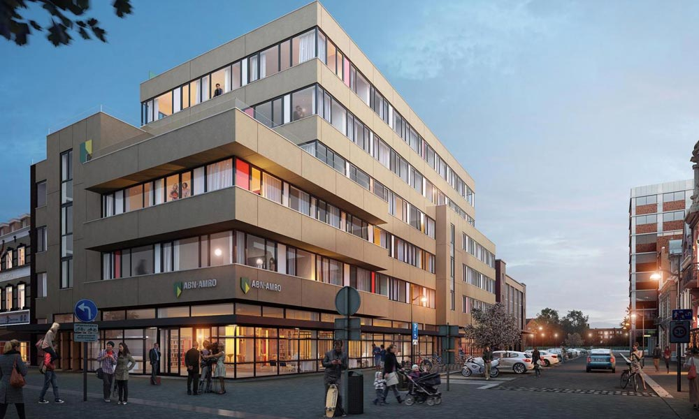 Smart city lofts - Small Loft - The Bank - Venlo - Venlo